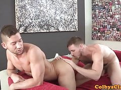 sexy studs rimming banging