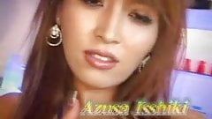 Azusa Isshiki - Beautiful Japanese Girl