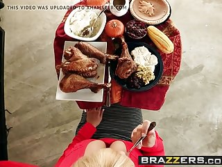 Brazzers - Milfs Like it Big - Im Thankful for... scene star