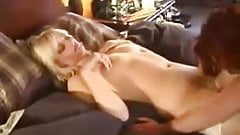 Mature bbw spanking and rubbing
