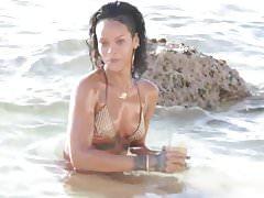 Rihanna - bikini in Barbados, 2013