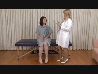 doctor check upfor girl