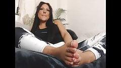 German Feet