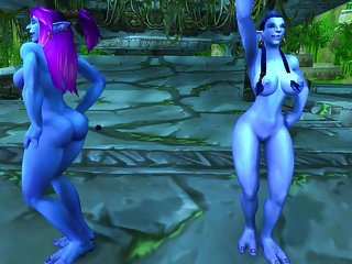 Preview 4 of Warcraft Troll Girls