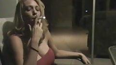 Smoking Fetish - Blonde JOI