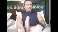 Cycling With Cock Jerking