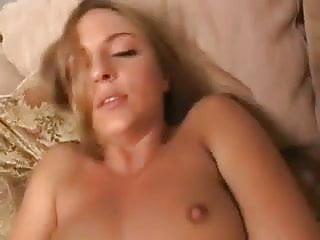 Lexi Love Giving Herself The Best Massage