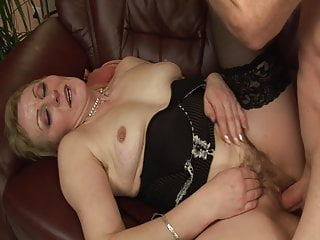 Fucking the old lady from next door