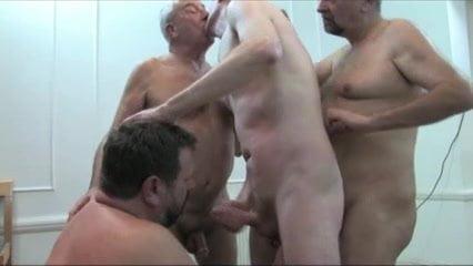 orgia papis gay maduros