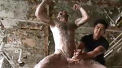 Making men squirt kicking screaming squirting intense