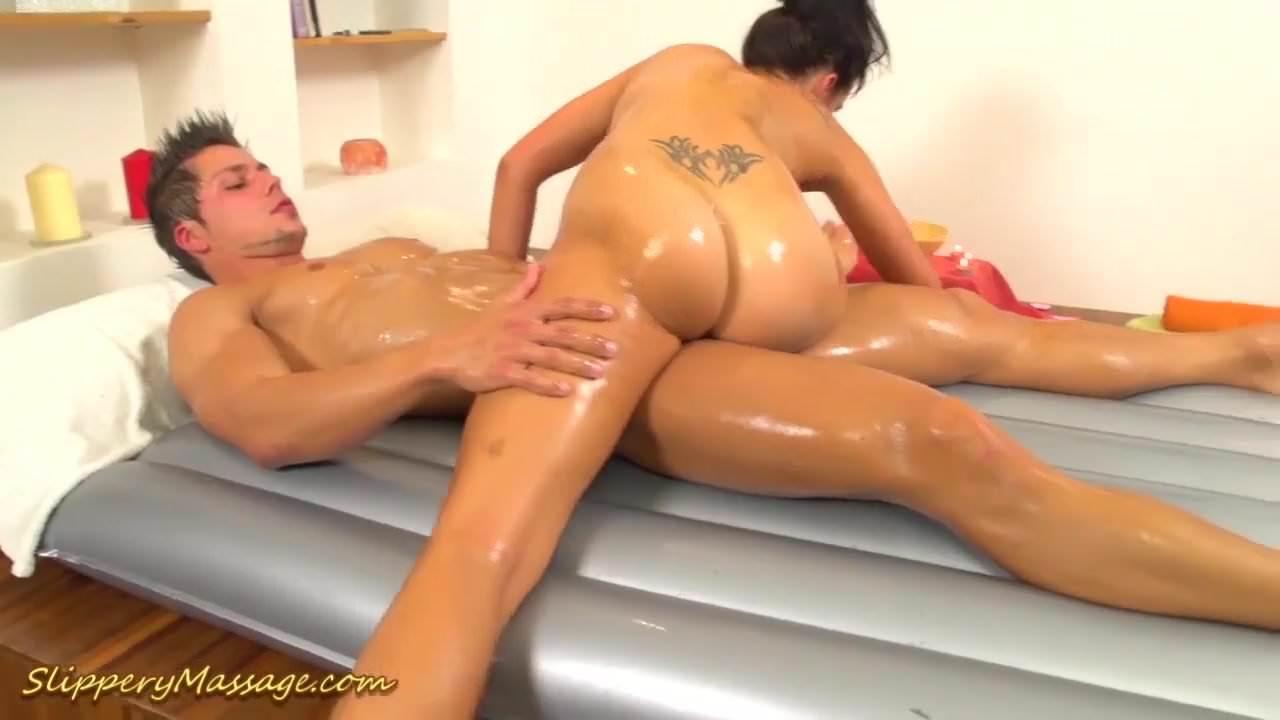 Slippery nuru massage kamasutra 6