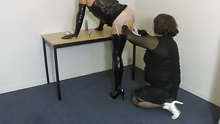 Tv dom teacher and sub