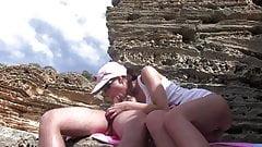 Mallorca fun outdoor, anal & cum