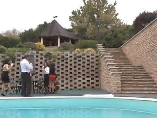 Famous swimming pool nude scene - Swimming pool sex party 5