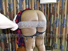 Spanked On the Class Trip Part 1