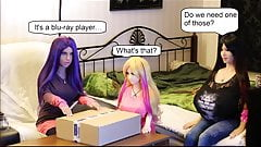 Unboxing the blu-ray player (with sex dolls).mp4