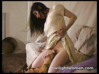 Twilightwomen Lesbian Tribbing Lazy Afternoon