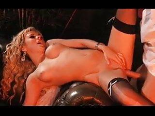 Brit Slut Banged In The Club 1