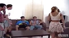Exclusive Classics, DP in the Gangbang
