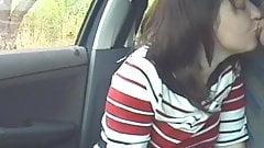 college teen Tina car coitus