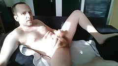 Boy masturbating first time on cam