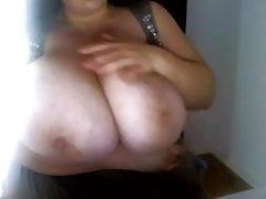 BBW webcam tits