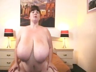 BBW with giant jugs get fucked