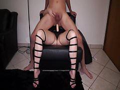 Hot wife Pegging Husband Trailer 126513