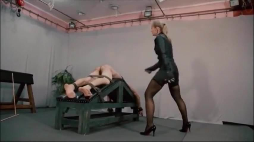 think, dominatrix bonks maid with toy are not