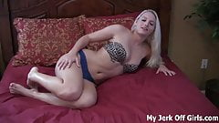 Blow your load all over my big tits JOI
