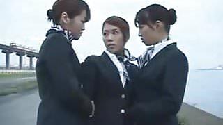 JAPANESE GIRLS KISS 5