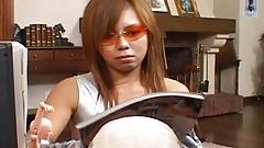Aya Fujii ends premium fuck play - More at hotajp.com