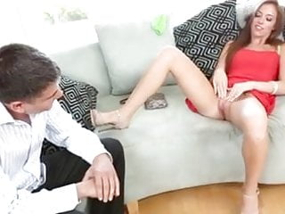 Babysitter Puts On A Show