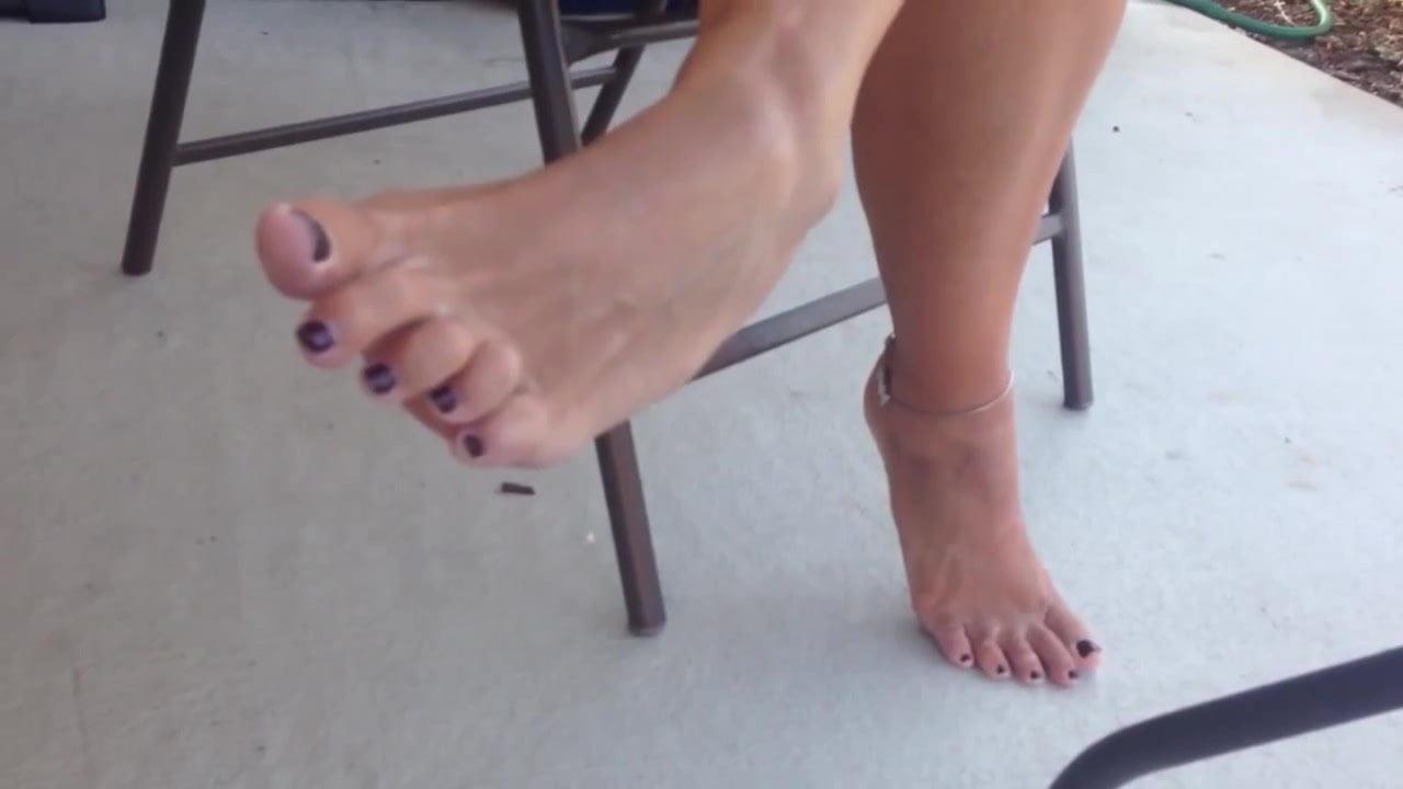 Amatoriali italiani and bare feet | Sex fotos)