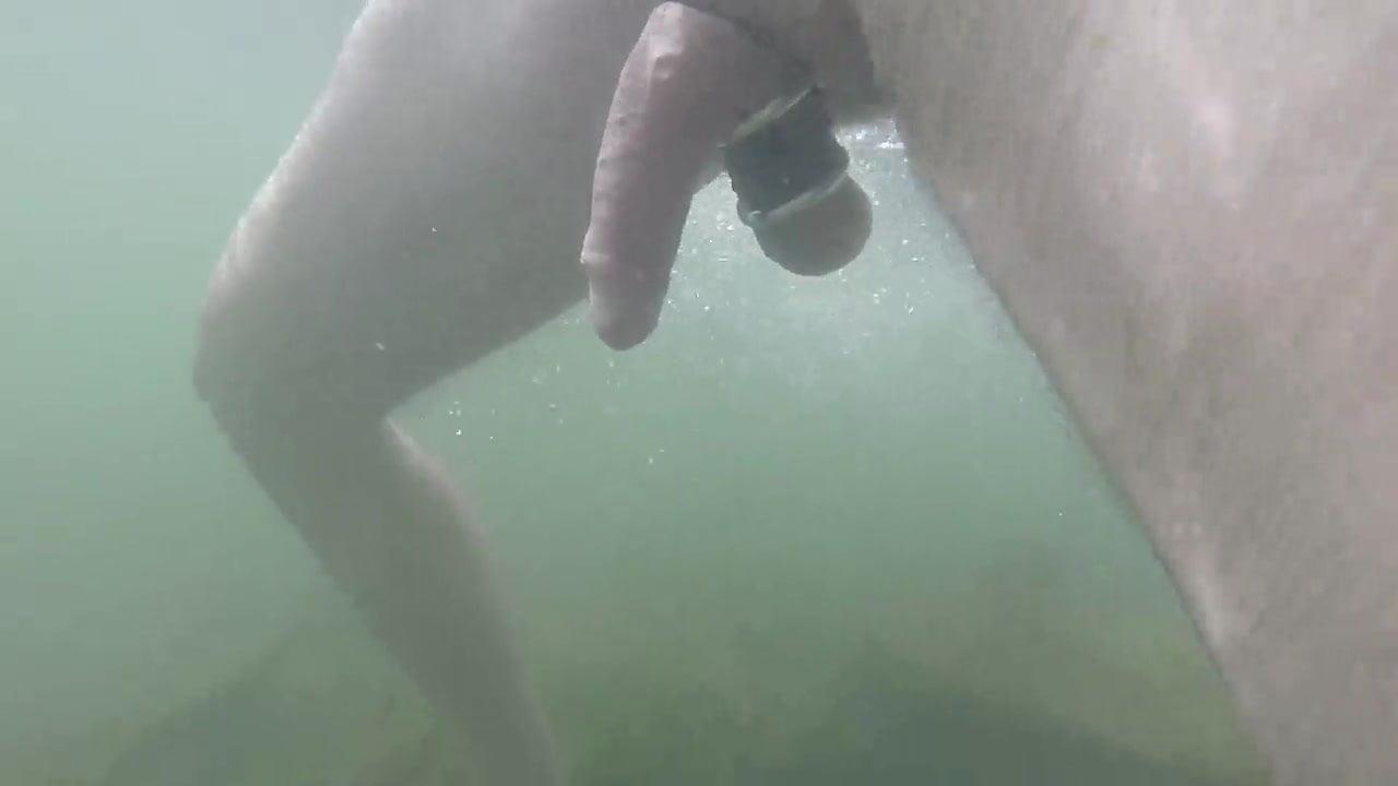 Gay underwater porn