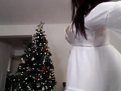 Denise On Webcam 12-23-2014