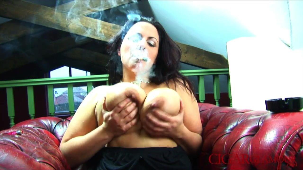 cigar fetish porn
