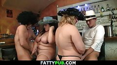 Wild biggest tits group party