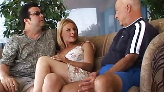 Anal Adventure For New Swinger Wife