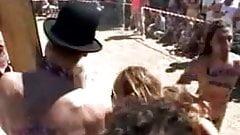 Roskilde Festival Nude Run - 2006