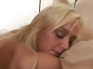 Young blonde girl Molly Rae gets big cock