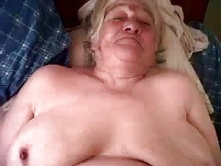 Young guy fucks his old grandma
