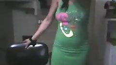 amputada webcam