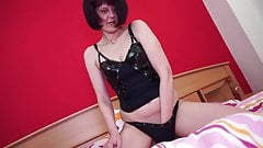 German Mom homemade Masturbation