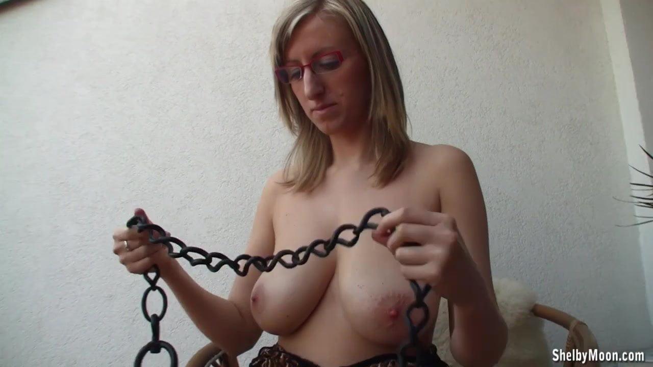 Big slippery boobies