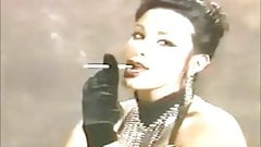Beautiful Me (in my dreams) in the 90s with a Smoking Fetish