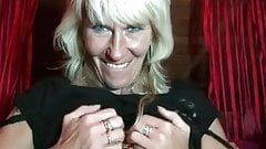German mature hairy granny