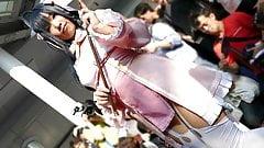 Japanese cosplayer yutori