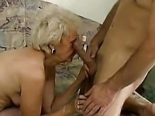 Preview 5 of Granny can deepthroat