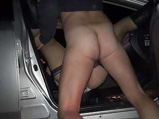 Slutwife Marion Gangbanged By  Strangers At A Rest Area